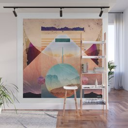 ∆ Equivalent Wall Mural