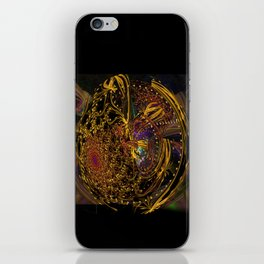 Doin' the Cosmic Boogie iPhone Skin