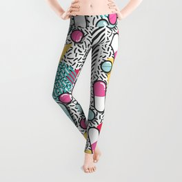Pills pattern 018 Leggings
