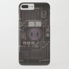 Portal - Twin Peaks iPhone 8 Plus Slim Case