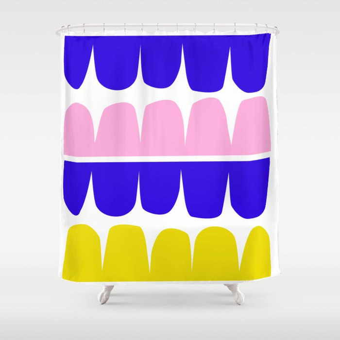 No Frills 01 Shower Curtain