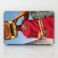 radio iPad Cases featuring Fashion Radio by SZILVIO KOLLÁZS