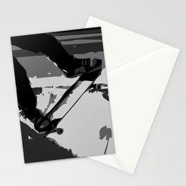 Half Pipe Skateboarding Stationery Cards