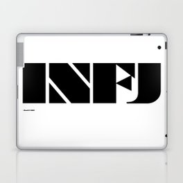 Type Type for INFJ Laptop & iPad Skin