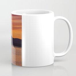 Sundown over Oban Bay Coffee Mug