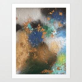 Wonders of the universe Art Print