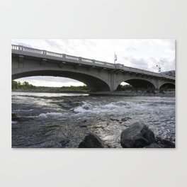 10th St Wave Canvas Print