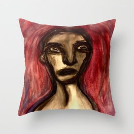 And the Memory was Marred. Throw Pillow