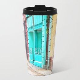 48. Another Colorful Street, Cuba Travel Mug