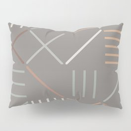 Geometric Shapes 06 Pillow Sham