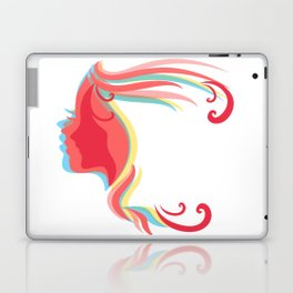 Portrait Laptop & iPad Skin