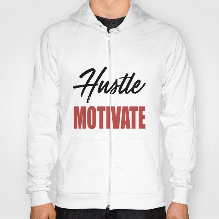 WYD Hustle _ Motivate Tee Grey Black Red NIPSEY HUSSLE VICTORY LAP hustle  Hoody by josephflore