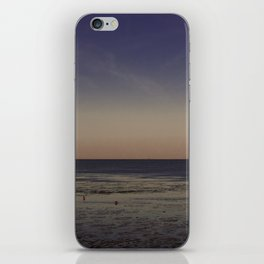 Wadden sea by Horumersiel-Schillig ( Northsea ) iPhone Skin