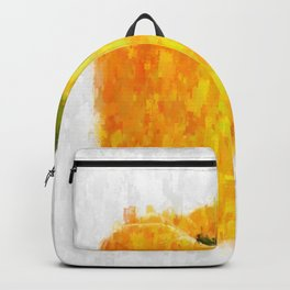 Big Yellow Pepper Backpack