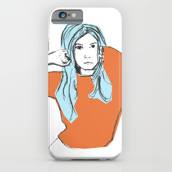 Sweater Weather iPhone & iPod Case