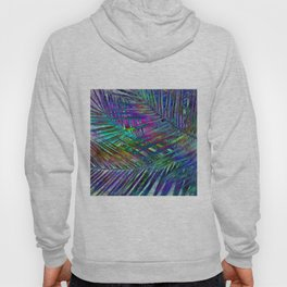 Multicolor Palm Leaves 2 Hoody