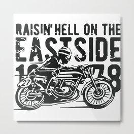 Eastside Metal Print