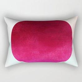 Cicle Composition XI Rectangular Pillow