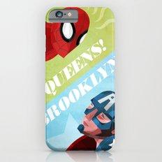 QUEENS! BROOKLYN! iPhone 6s Slim Case