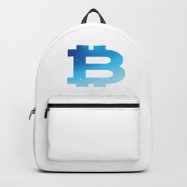Bitcoin Currency Backpack