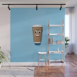 Angry Coffee Wall Mural
