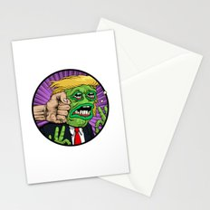 Goodnight, Alt-Right T-Shirt Stationery Cards