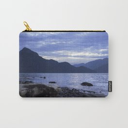 Blue Mountain Sunset Carry-All Pouch