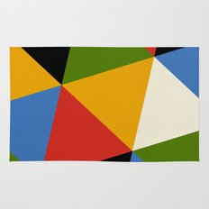 Triangle Pattern Rug