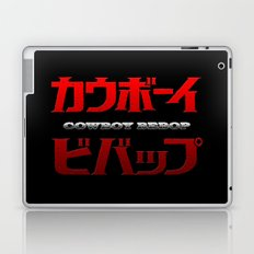 Cowboy Bebop Logo Remix Laptop & iPad Skin