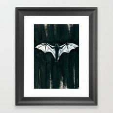 This Cave Is My Home Framed Art Print