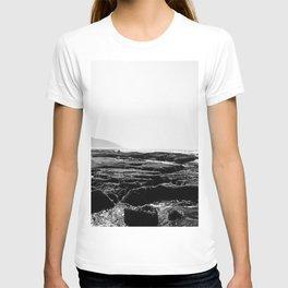 Cape Vidal in B&W T-shirt