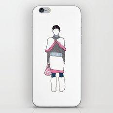Akemi iPhone & iPod Skin