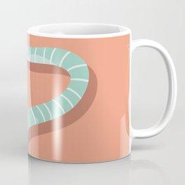 Snake card - hello stranger Coffee Mug
