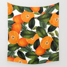 The Forbidden Orange #society6 #decor #buyart Wall Tapestry