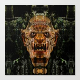 Soulless Corpse Canvas Print