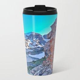 Froze To Death Lake Travel Mug