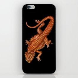 Bearded Dragon 2 iPhone Skin