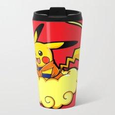 Pikagoku - Parody Metal Travel Mug