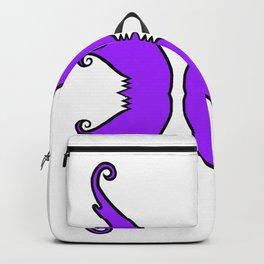 Fairy Wings Purple Backpack