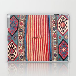 Shahsavan  Antique Azerbaijan Persian Khorjin Print Laptop & iPad Skin