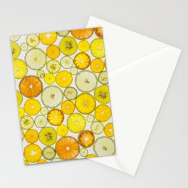 Lots of Citrus Stationery Cards