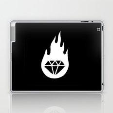 Diamond Flame 1 Laptop & iPad Skin