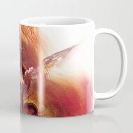 Fire Agate Gem Coffee Mug