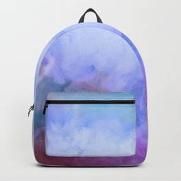 DREAMY RAINBOW CLOUDS Backpack