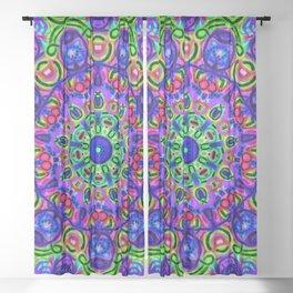 Linger (Twilight) Sheer Curtain