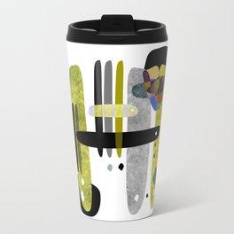 """""""Modern Totem 02"""" Travel Mug"""