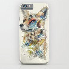 Heroes of Lylat Starfox Inspired Classy Geek Painting Slim Case iPhone 6s