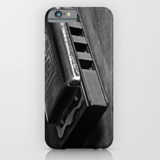 Black, White, & the Blues Slim Case iPhone 6s