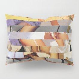 Glitch Pin-Up Redux: Isabella Pillow Sham