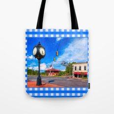 Small town Style - Montezuma Georgia Tote Bag